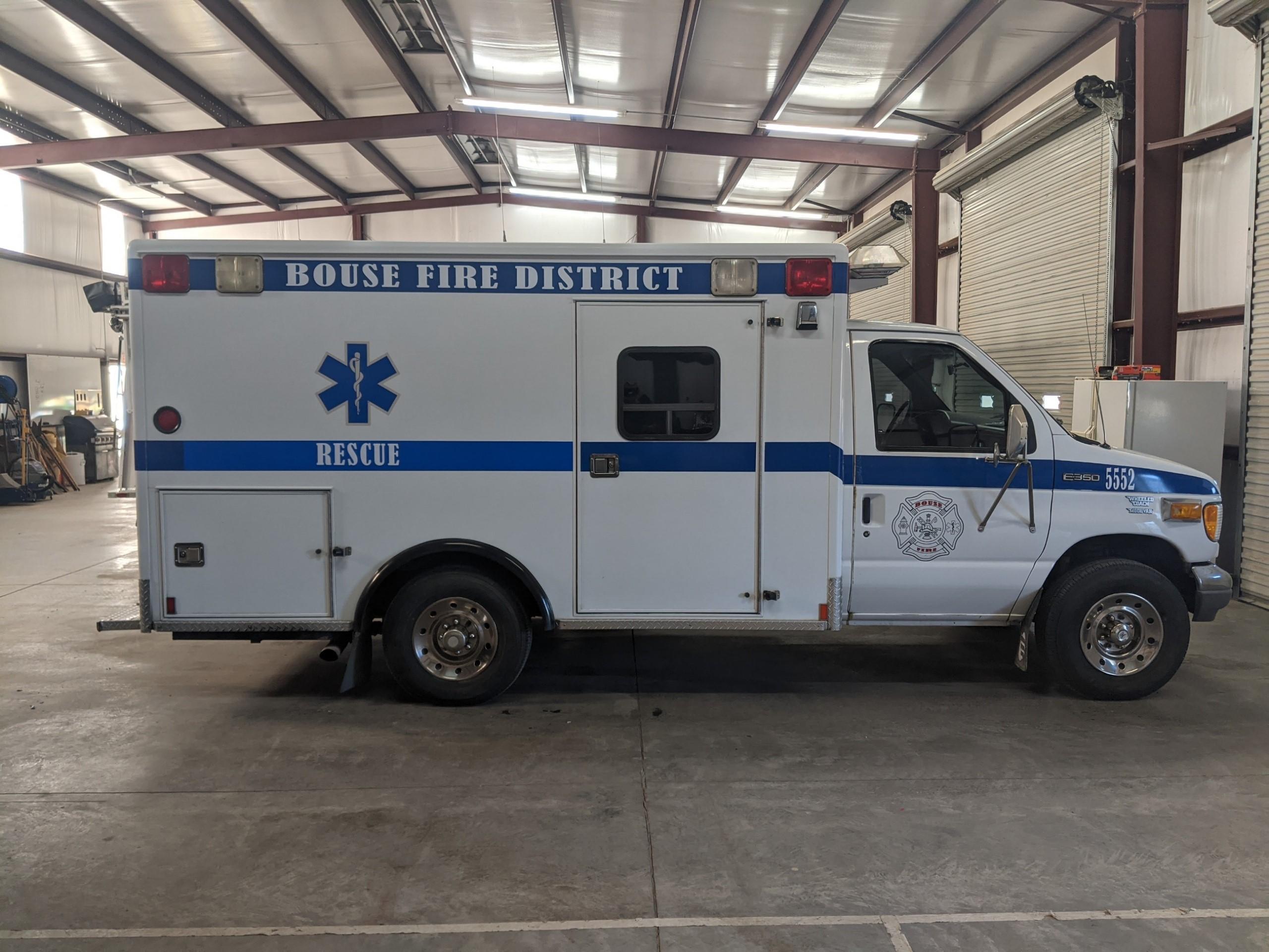Rescue 5552